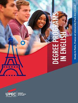 Brochure Degree Programs