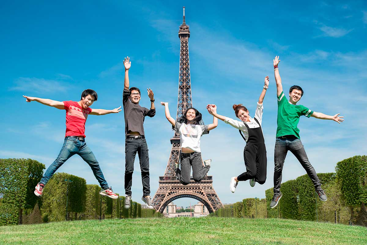 International students : prepare your arrival at UPEC