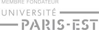 Logo PRES Université Paris-Est