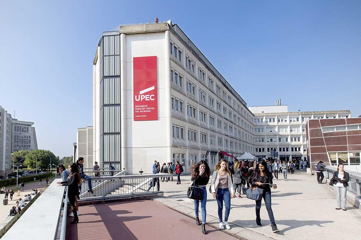 campus centre upec