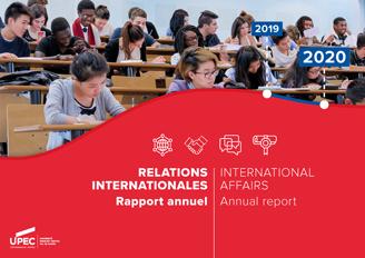 International Affairs Annual Report