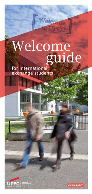 Welcome guide for international exchange students